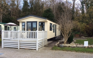 Willerby Saffron   Including 2018 Site Fees