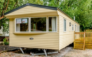 Willerby Salsa  Deck & 2018 Site Fees Included