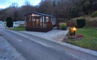 Swift Moselle 37 x 12 2018 Site Fees & Decking Included